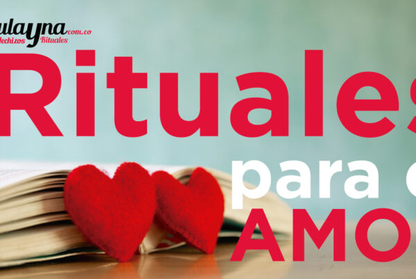 rituales para el amor